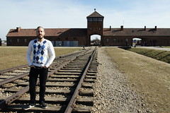 Katowice and Auschwitz, Poland, March 2017