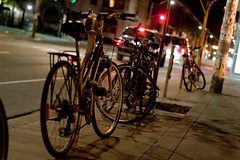 Harbord Street, Toronto (BR_Impulse) Tags: toronto bike night universityoftoronto streetphotography harbordstreet