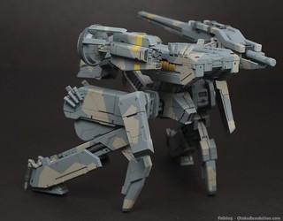 Metal Gear REX - Fin 11 by Judson Weinsheimer