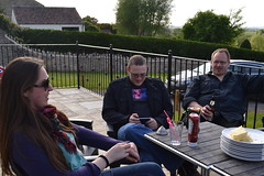 "Post BBQ relaxing • <a style=""font-size:0.8em;"" href=""http://www.flickr.com/photos/76114232@N04/8930681335/"" target=""_blank"">View on Flickr</a>"