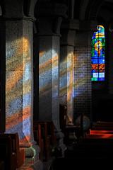 The Light (hynes.jane) Tags: light church window stainedglass korea