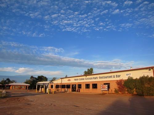 Simpson Desert Oasis Roadhouse, Bedourie, QLD, Australia