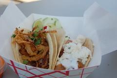 tacos (stu_spivack) Tags: food chicken pork taco onion tortilla carnitas eyefi whollyfrijoles