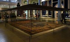 Ardabil Carpet pavilion