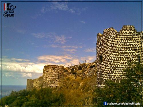 قلعة المرقب - بانياس - طرطوس | al-Marqab castle - Banias - Tartous