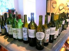 Wine Bottle aftermath