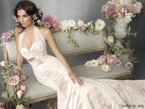 Vestido de noiva para casamento
