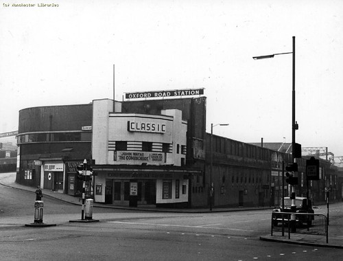 Classic Cinema,Oxford Rd and Whitworth Street