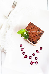 Cake Marjolaine (AlenaKogotkova) Tags: cake dessert yummy sweet chocolate ganache cream tasty delicious praline buttercream marjolaine