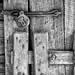 Old lock on old door of old shed - 2nd Place - Historical - Al Perry