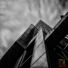 Looking Old (Zul Hilmi Zahari) Tags: old longexposure blackandwhite building architecture nikon fineart malaysia putrajaya singleraw