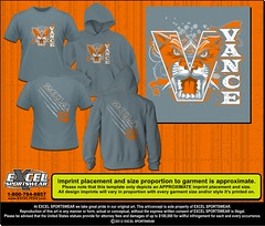 "VANCE HS 44211128 TEE • <a style=""font-size:0.8em;"" href=""http://www.flickr.com/photos/39998102@N07/9722700221/"" target=""_blank"">View on Flickr</a>"