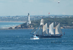 from-Point-Nepean-(24) (margaretpaul) Tags: tallships sailingships portphillip therip