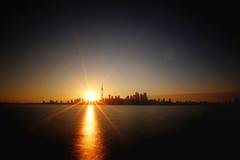 toronto sun burst