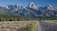 The mountains don't care about shutdown (rudi.segers) Tags: nationalpark wyoming np grandteton jacksonhole shutdown