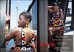 AfroChic 2012 Campaign