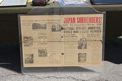 Japan Surrenders! (twm1340) Tags: show arizona car club airport sedona az sez 2013