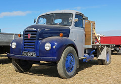 883HPA 1958 Ford Thames Platform lorry (Beer Dave) Tags: