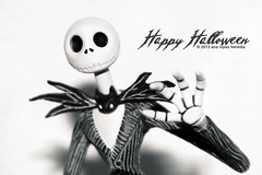 Happy Halloween (Ana Lpez Heredia) Tags: macro canon jack toy toys eos jackskellington juguetes timburton juguete thenightmarebeforechristmas pesadillaantesdenavidad 600d jackskeleton analpezheredia canoneos600d tamron18270mmf3563diiivcpzd