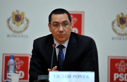 Victor Ponta la prezentarea Strategiei de Dezvoltare a Retelei de Autostrazi 2014-2018 in cadrul Grupurilor parlamentare reunite ale USL (2)
