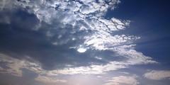 Corfu sky (M. Skovby Madsen) Tags: blue beautiful heaven skies the4elements