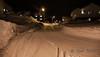 Storbukt and snow (kjellbendik) Tags: norge vinter vei hus sne finnmark honningsvåg bygning magerøya byggning naturoglandskap storbukt nattmørketid snesnø