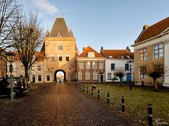 Koornmarktspoort - Kampen NL (PortSite) Tags: holland netherlands nikon nederland paysbas kampen architectuur poort stadspoort portsite 2013 d3s