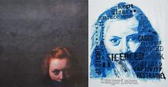 Imprison (keshia.wong) Tags: portrait graphicdesign photoshoot drawing letraset carbonpaper
