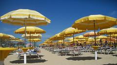 La spiaggia di Pescara (Valerio_D) Tags: pescara abruzzo 2010estate italia italy 1001nights 1001nightsmagiccity flickrdiamond ruby10 ruby15 ruby20 vincitricesoloconcorsi