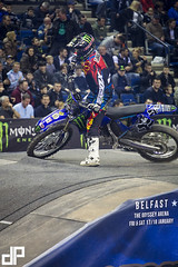 Edgar Torronteras at the 2014 Garmin UK ArenacrossUK Tour with E22 Sports at Liverpool's Echo Arena. Monster Energy Masters of Dirt Red Bull X-Fighters — with Edgar Torronteras at Echo Arena.