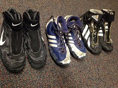 Adidas Eqt Wrestling Shoes