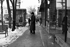 level (local paparazzi (isthmusportrait.com)) Tags: street winter shadow people blackandwhite bw woman white snow black cold blancoynegro blanco metal contrast canon reflections bench person eos 50mm prime pod midwest conversion boots pavement iso400 f14 candid coat negro watching pipe captured perspective hipster streetphotography freezing pedestrian before busstop sidewalk human jacket numbers lucky layers usm madisonwi hip caught statestreet ef fromthehip bundled peoplewatching alloy stopped brr 2014 bundledup isthmus puffyjacket pureluck 50mmf14usm 200block danecountywisconsin photoshopelements7 canon5dmarkii pse7 westjohnsonstreet localpaparazzi redskyrocketman lopaps