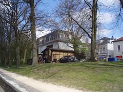 Bremen Hochbunker (2012) - Neukirchstrasse (Wattman (trams, treinen, etc)) Tags: concrete nazi wwii bunker bremen beton airraidshelter wereldoorlog hudge schuilen stahlbeton zivilschutz schuilstad