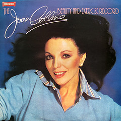 Joan Collins - The Joan Collins Beauty and Exercise Record (The Downstairs Lounge) Tags: album vinyl lp record dynasty