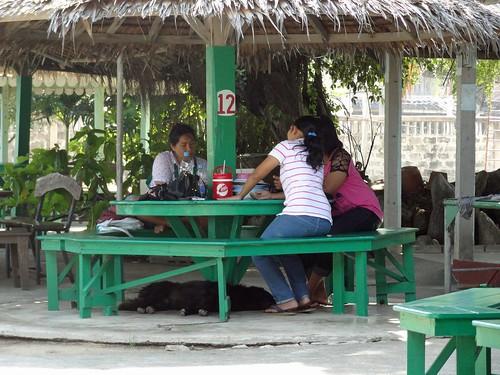 2012 12 21 e Vac Thailand Hua Hin - Khao Tao Beach - lunch-29