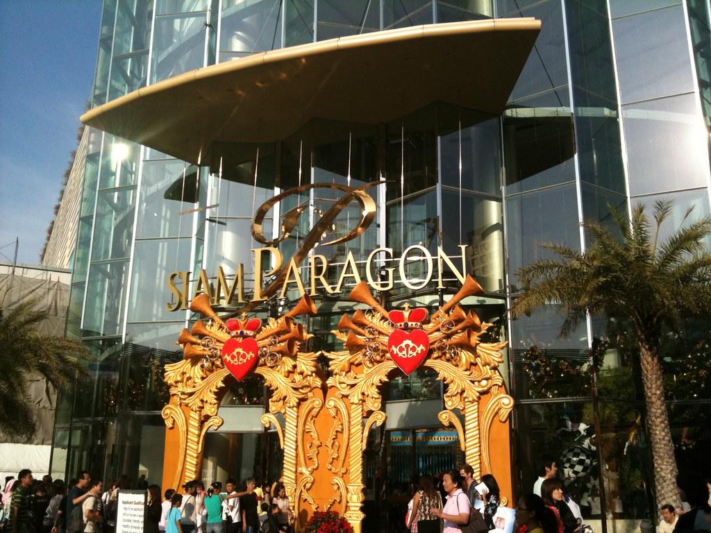 Siam Paragon Bangkok by ashlynnpai, on Flickr