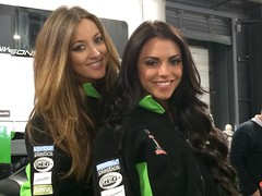 Grace Elizabeth Leslie Rowe & Charlotte Emma (Tanvir's Pics 2010) Tags: show city manchester promo elizabeth charlotte emma grace motorbike event leslie babes insurance principal rowe 2014 eventcity uploaded:by=flickrmobile flickriosapp:filter=nofilter
