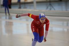2B5P0805 (rieshug 1) Tags: 500 3000 tilburg 1500 1000 nk dames schaatsen speedskating eisschnelllauf junioren junb nkjunioren ireenwustijsbaan gewestnoordbrabantlimburgzeeland