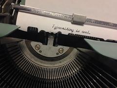 Typewriter (EthanPDX) Tags: pdx typewriters