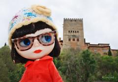 Amelie visita la ciudad.