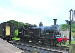 Swanage railway (gillybooze) Tags: train railway locomotive allrightsreserved