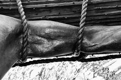 Taxco (Phylos_skp) Tags: taxco guerrero méxico penitent penitente crucifixión crucifixion brazo arms blackandwhite bw blancoynegro monochrome monocromático escultura sculpture religión religious religion catholic catholicism católico catolicismo tradición traditiion tradiciones sogas rope ataduras binding nikon nikond3400 nikkor1855 nikkor