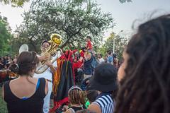 Banda Conmoción II (leoleamunoz) Tags: banda band musica music show callejero calle street santiago andino gente poeple