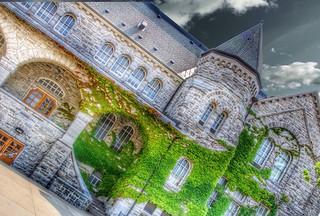 Kingston Ontario ~ Canada ~  Ontario Hall ~  Queen's University ~ Heritage