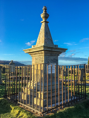 Rob Donn memorial