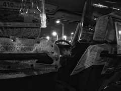 End of my trip today (Alfred Life) Tags: taxi 的士 計程車 東京 tokyo summarith12227 summarit leicaduallenses 徠卡 asph 华为 華為 leica huawei plus p9 huaweip9plus blackandwhite bw 黑白照片