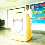"Inauguration of E-Learning Portal <a style=""margin-left:10px; font-size:0.8em;"" href=""http://www.flickr.com/photos/129804541@N03/33047112554/"" target=""_blank"">@flickr</a>"