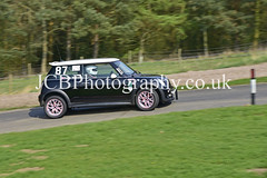 _DSC6933a (chris.jcbphotography) Tags: harewood speed hillclimb barc yorkshire centre spring national mini cooper s kevin bicknell