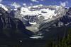 Lake Louise, Alberta, Canada  Banff National Park (Susan.Johnston) Tags: lakelouisechairlift banffnationalpark chateaulakelouise lakelouise victoriaglacier summer alberta canada