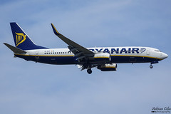 Ryanair --- Boeing 737-800 --- EI-DCF (Drinu C) Tags: adrianciliaphotography sony dsc rx10iii rx10 mk3 mla lmml plane aircraft aviation 737 ryanair boeing 737800 eidcf